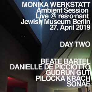 Bild für 'Ambient Session – Day Two (Live at Jewish Museum, Berlin, 27. April 2019)'