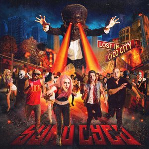 Image for 'Lost in Cyco City'