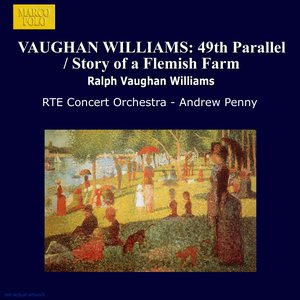 Image for 'Vaughan Williams: 49th Parallel / Story of A Flemish Farm'