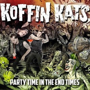 Image for 'Party Time In The End Times'
