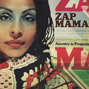 Image for 'Ancestry In Progress - Disc 1 / Zap Mama Disc - 2'