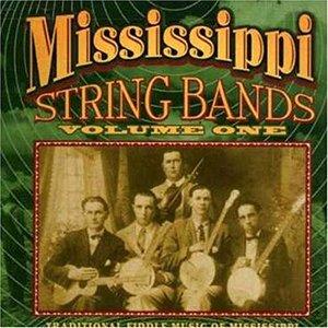 Image for 'Mississippi String Bands Vol. 1 1928 - 1935'