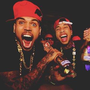 Image for 'Chris Brown & Tyga'