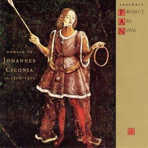 Imagem de 'Homage To Johannes Ciconia (1370-1412)'