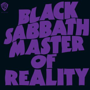 Imagen de 'Master of Reality (2009 Remastered Version)'