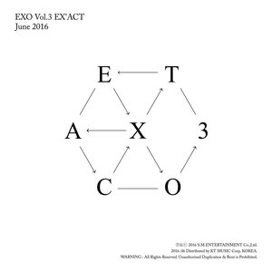 Image for 'EX`ACT - The 3rd Album'