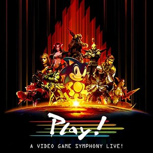 Image for 'PLAY! A Video Game Symphony Live!'