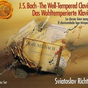 Image for 'The Well-Tempered Clavier'