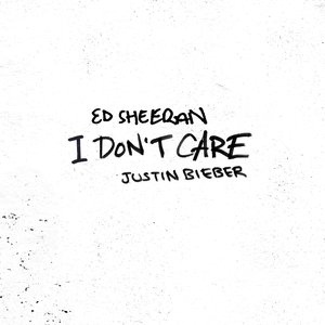 Image for 'I Don't Care (with Justin Bieber)'