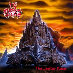 Image for 'The Jester Race (Black Ash-Inheritance Version)'