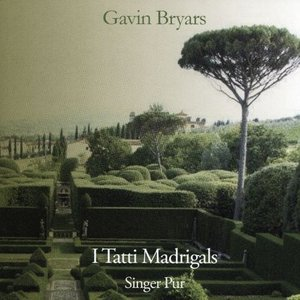 Image for 'Bryars: I tatti madrigals (Fifth Book of Madrigals)'