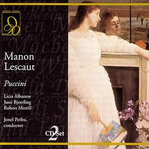 Image for 'Manon Lescaut'
