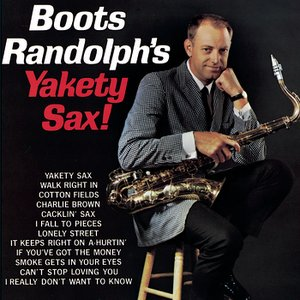 Image for 'Boots Randolph's Yakety Sax!'