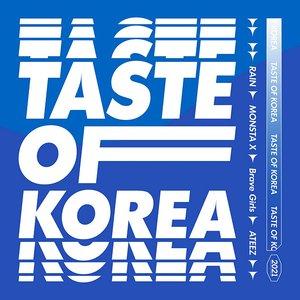 Image pour 'Taste of Korea'