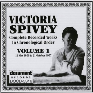 Image for 'Victoria Spivey Vol. 1 1926-1927'
