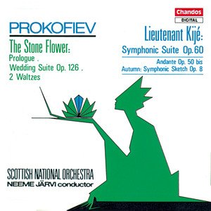 Image for 'Prokofiev: Lieutenant Kije Suite / Andante / Osenneye / the Tale of the Stone Flower (Excerpts)'