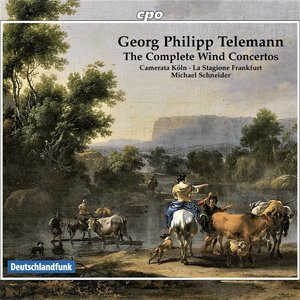 Image for 'Telemann: The Complete Wind Concertos'