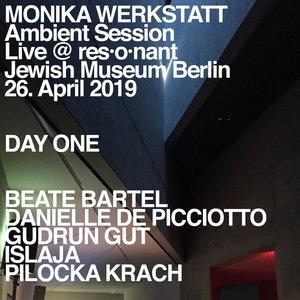 Bild für 'Ambient Session – Day One (Live at Jewish Museum, Berlin, 26. April 2019)'