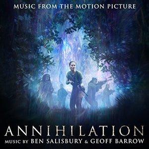Image for 'Annihilation (Original Motion Picture Soundtrack)'