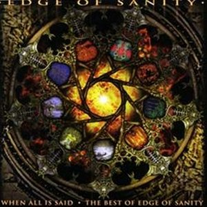 Изображение для 'When All Is Said/The Best Of Edge Of Sanity'