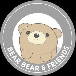Image for 'bear bear & friends'