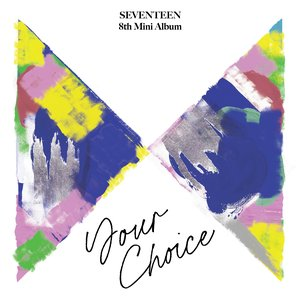 Image for 'SEVENTEEN 8th Mini Album 'Your Choice''