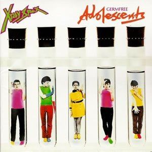 Image for 'Germ Free Adolescents (Deluxe Edition)'