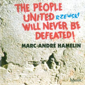 Image for 'Rzewski: The People United Will Never Be Defeated!'