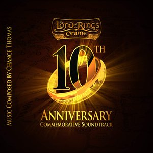 Image for 'The Lord of the Rings Online (10th Anniversary Commemorative Soundtrack)'
