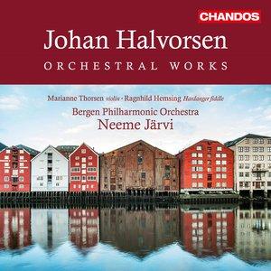 Image for 'Halvorsen: Orchestral Works'