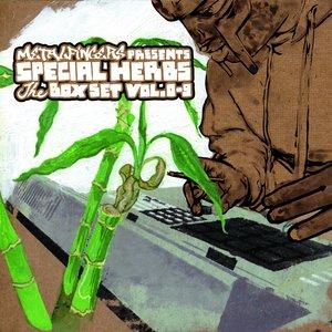 Bild für 'Metal Fingers Presents: Special Herbs, The Box Set Vol. 0 - 9'