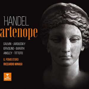 Bild für 'Handel: Partenope'