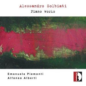 Immagine per 'Solbiati: Piano Works'