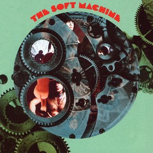 Image for 'The Soft Machine'