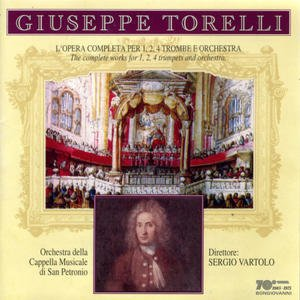 Image for 'Torelli: The Complete Works for 1, 2, 4 Trumpets & Orchestra'