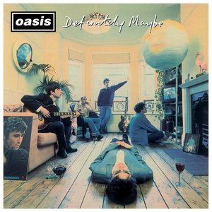 Image for 'Definitely Maybe (Remastered)'