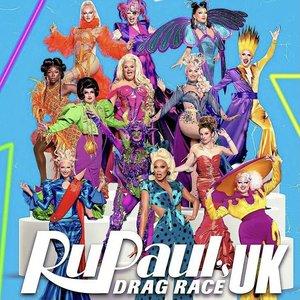 Image for 'The Cast of RuPaul's Drag Race UK, Season 3'