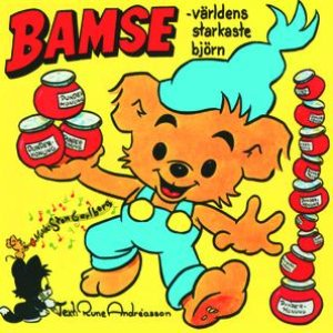 Image for 'Bamse - världens starkaste björn'
