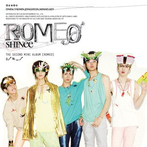 Image for 'ROMEO - The Second Mini Album'