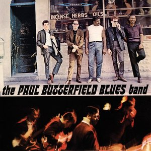 Image for 'The Paul Butterfield Blues Band'