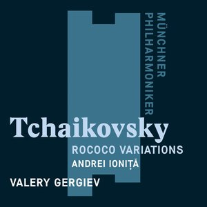 Image for 'Tchaikovsky: Rococo Variations'