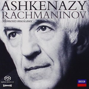 Image for 'Rachmaninov: Moments musicaux'