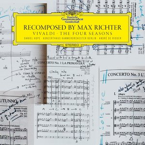 Imagen de 'Recomposed by Max Richter: Vivaldi, The Four Seasons'