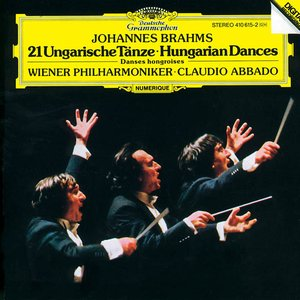 Image for 'Brahms: 21 Hungarian Dances'