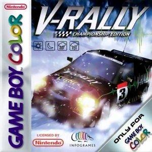 Изображение для 'V-Rally Championship Edition'