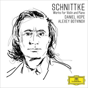 Image for 'Schnittke: Works for Violin and Piano'