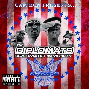 Image pour 'Cam'Ron Presents The Diplomats - Diplomatic Immunity'
