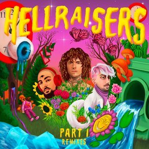 Image for 'HELLRAISERS Part 1 (Remixes)'
