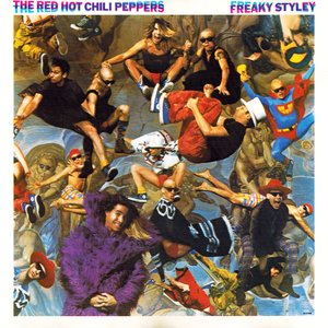 Image for 'Freaky Styley'