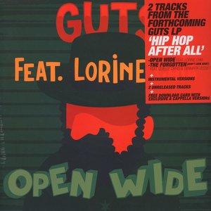 Bild för 'Open Wide - EP'